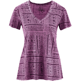 Red Chili Fey - T-shirt manches courtes Femme - rose